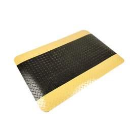 "Diamond Plate Mat / Anti-Fatigue / Kitchen 1-1/5"" Thick 2' x 3'"