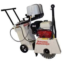 "VIrginia Abrasives 14"" Walk Behind Floor Saw 433-41000"
