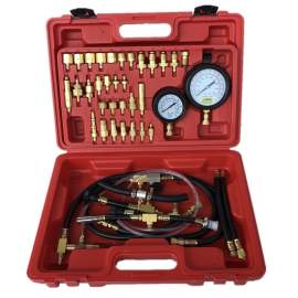 0-145 Psi Fuel Injection Pressure Test Kit Gauge