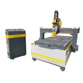 4' x 8' Table CNC Router ATC Solid Wood MDF Aluminum Cutting Engraving