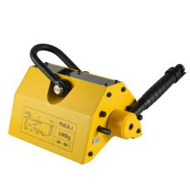 Permanent Magnetic Lifter 220 lbs Lifting Magnet for Round Material