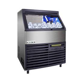 """26"""" Air Cooled Undercounter Ice Maker Full Size Cube 308 lb."""