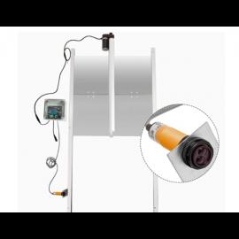 Automatic Duck Coop Door Opener Time Sensor Control 12V DC