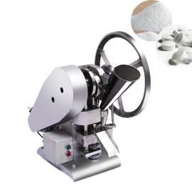 Tablet Press Machine 1.5 kN Desktop Pill Press Machine