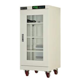 160L Electronic Dry Cabinet Low Humidity Storage Cabinet Dry Box