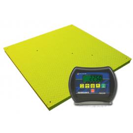 Fairbanks 4' x 4' Yellow Jacket Floor Scale Package