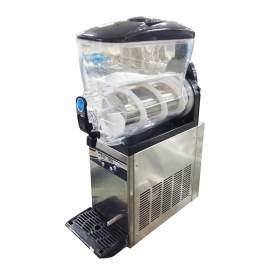 Single 2.6 Gallon Frozen Beverage Machine Granita Slush Machines