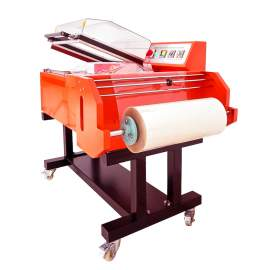"""Shrink Wrap Machine 22"""" X 16"""" L-Bar Sealer and Shrink Chamber Combo"""