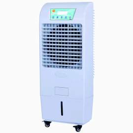 6Qty 8960 CFM 3-Speed Triangle-shaped Evaporative Air Cooler 322.92ft²