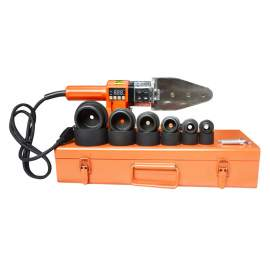 20-63mm Electronic digital display PPR PE PP Tube Pipe Welding Machine