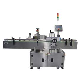 Full Automatic Side Apply Labeling Machine Bottle Labeler