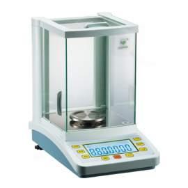 200g 0.1mg Full-automatic Calibration Electronic Analyze Balance