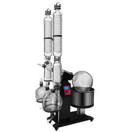 50L Rotary Evaporator with Dual Condensers