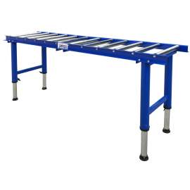 Heavy Duty 12-Roller Conveyor Table Stand RS38-12