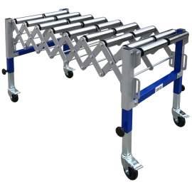 Flexible Gravity Skatewheel Conveyors RS50-2-9 1300mm