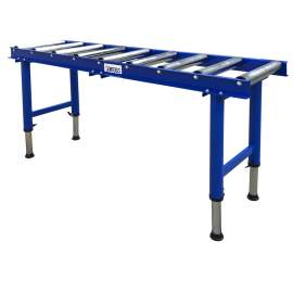 Heavy Duty 9-Roller Conveyor Table Stand RS57-9