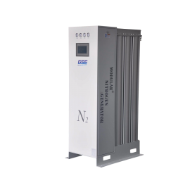 PSA Nitrogen Generator Industrial 858 ft³/hr 99% purity 87 psig 120V