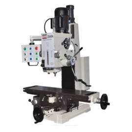 """Bolton Tools 9 1/2"""" x 40"""" Gear Drive Milling Machine With X,Y,Z Power Feeder ZX45A"""