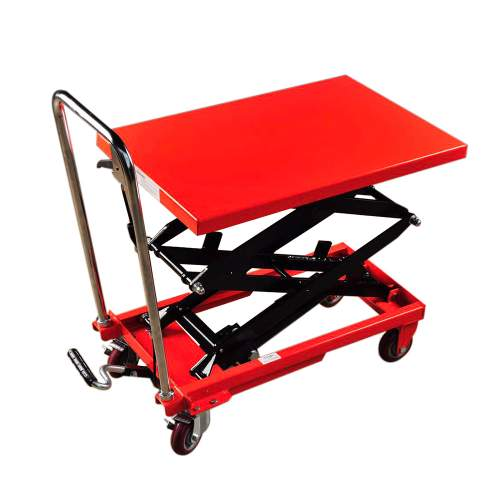 Platform Size 48.0 x 24.0 with Safety Guard 1760lbs 59.1 Lifting ...