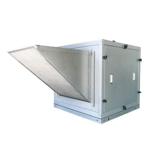 Makeup Air Unit Roof Supply Fan 2500