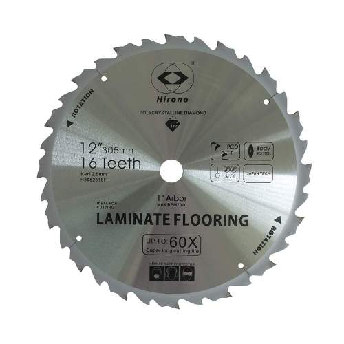 Pcd Fiber Cement Circular Saw Blades 12, What Circular Saw Blade For Laminate Flooring