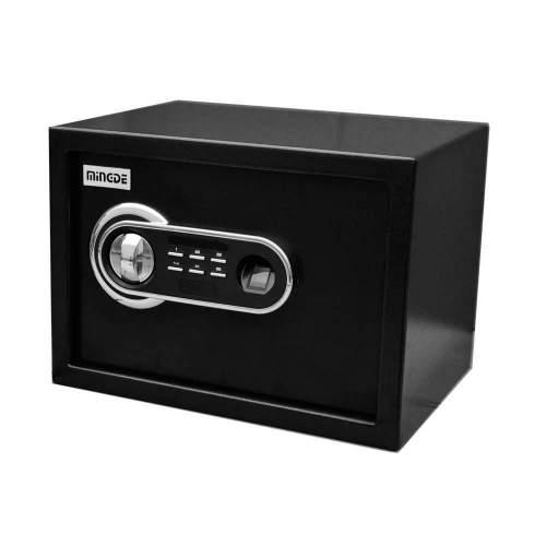 14 X 10 X 10 Digital Security Safe Box Fingerprint Lock Toolots